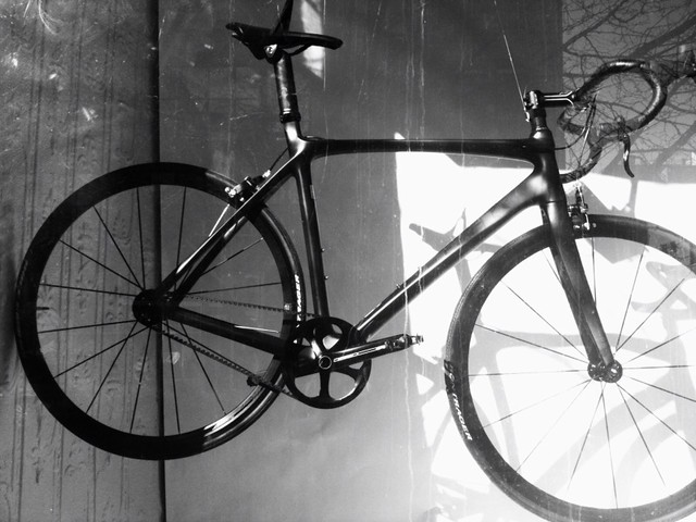 window biking #walkingtoworktoday