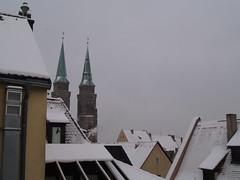 Snowy Nürnberg Rooves