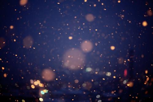 Snow fall #1 @ Aomori