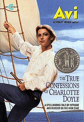 4361321572 8266f46f28 m Top 100 Childrens Novels #46: The True Confessions of Charlotte Doyle by Avi