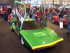 Alfa Romeo 33-2 Carabo Concept (Bertone/Gandini) 1968 -15- (Zappadong) Tags: classics alfa romeo 1968 concept bremen 2010 gandini bertone 332 carabo