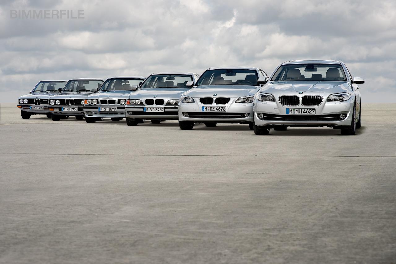 Attractive BMW 5 Series