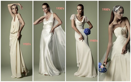 Timeless wedding dresses from the 20s 30s 40s and 50swhat 39s old is