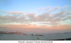 Roscoff, mercredi 17 février 2010 à 08-34 (Roscoff-quotidien) Tags: webcamroscoffarchives
