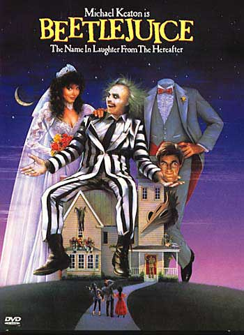 Beetlejuice (1988) by filmoteca10