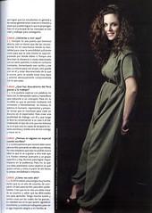 """Claudia Llosa en """"Caras"""" (pt. 6)"""