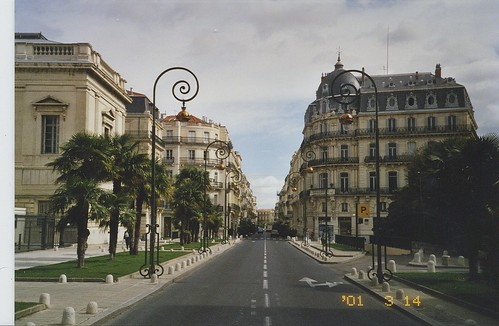 2001-03-14 Montpellier France (random downtown)