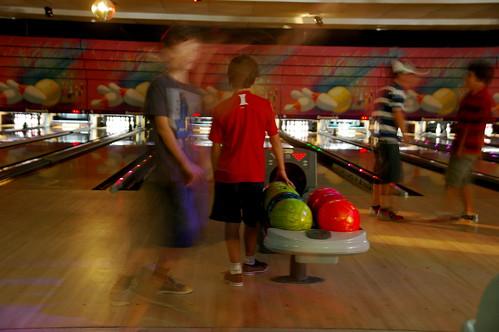 nine boys a-bowling