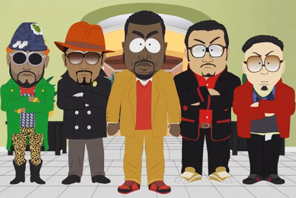 South Park - Kanye