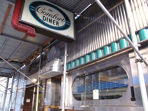Comfort Diner closes on 45th St