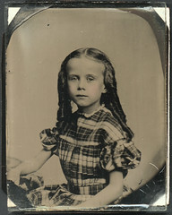 Ambrotype 2 (n'oras_et_narie) Tags: girl ambrotype fille xix younggirl fillette amricaine