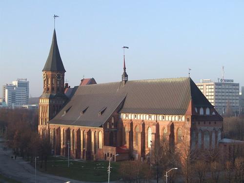Кафедральный собор. Калининград ©  ekromina