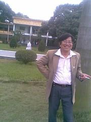 Dr.Tran Manh Tien  at HUT