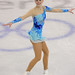 title|Sarah Hecken (GER) performs her free skate. (Photo by Saeed Khan/AFP/Getty Images)