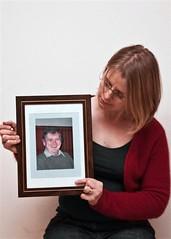 26 February 2010 (Copperhobnob) Tags: charity portrait selfportrait heart heartdisease bhf britishheartfoundation