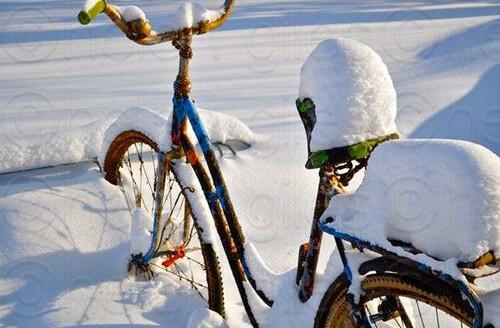 Uppsala snow