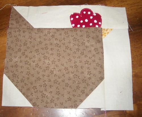 Sew Inspired Chicken Quilt Block Tutorial Impressive Chicken Quilt Pattern