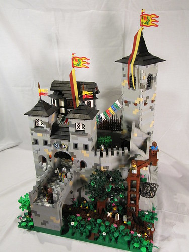 Chateau Sur La Colline