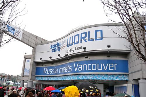 Russky Dom - Sochi 2014