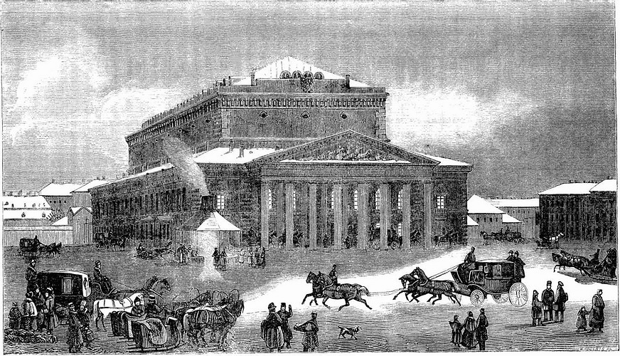 THE BOLSHOI, GREAT THEATRE, ST. PETERSBURG_новый размер