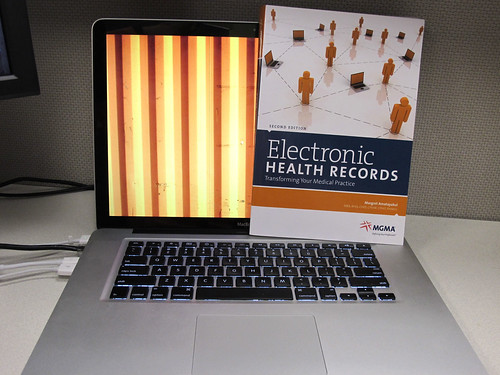how to use electronic health records