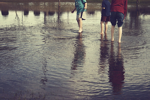 Giant Puddles