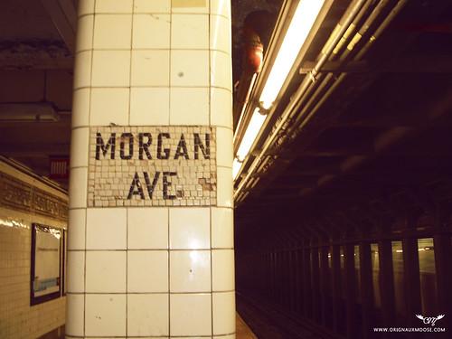 Morgan Ave.