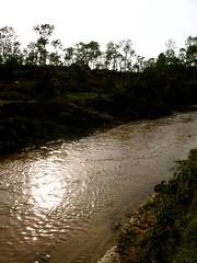 our favourite shallow river (topbanana) Tags: sylhet bangladesh srimongol
