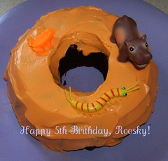 Roosky's 5th Birthday Cake