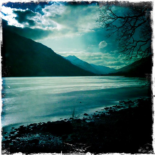[Three Six Five_day fifty two] Loch Voil