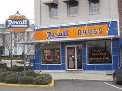 Rexall Drugstore, Pell City