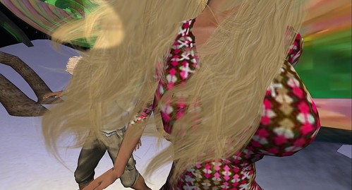 fashion hair in second life