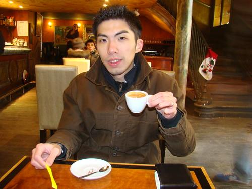 Arles_梵谷星光咖啡館
