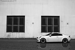 (Talal Al-Mtn) Tags: blue red bw black car canon automobile shot g automotive rover kuwait rims 35 oman g35 infinite v8 talal q8 kwt 450d canon450d lm10 infintig35 inkuwait almtn talalalmtn  bytalalalmtn talalalmtnphotography photographybytalalalmtn