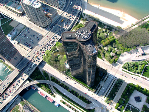Image Lake Point Tower, Copyright © Bart Shore