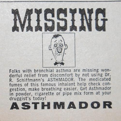 1956 asthmador