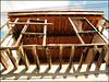 σκελετός μπαλκονιού / balcony skeleton (Φ-Filippos-Κ) Tags: cyprus 2009 g10 μπαλκόνι kornos παλιό κύπροσ ξύλινο κόρνοσ