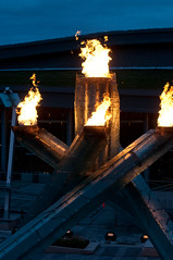 DSC_5095 (the PhotoPhreak) Tags: winter vancouver whistler fire symbol flame olympic cauldron 2010 paralympic