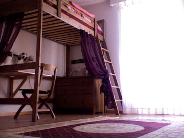 IKEA Hemnes Loft Bed 640 x 480