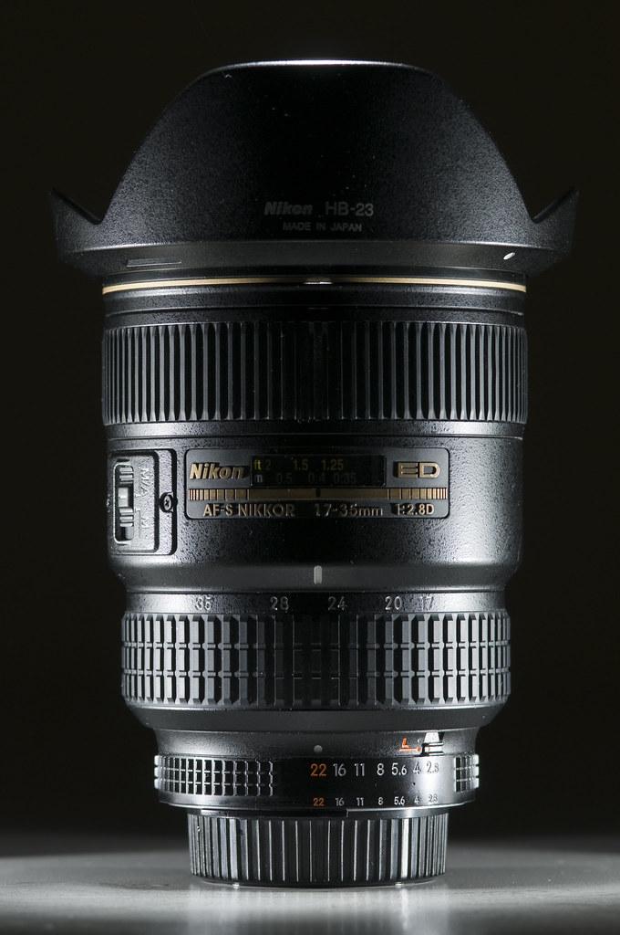 Nikon 17-35mm f/2.8 AF-S