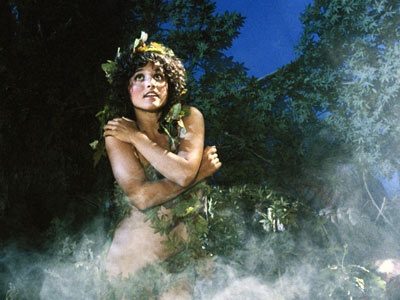 Julia Louise-Dreyfus in Troll (1986)