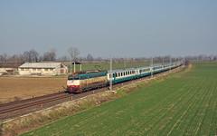 IC610 (maurizio messa) Tags: railroad railway trains bahn tartaruga mau emiliaromagna ferrovia treni e444r nikond90 alpc ic610