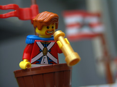 "Look Out! (Joriel ""Joz"" Jimenez) Tags: lego armada lookout imperial minifig spyglass minifigure flagship aperturepriority"