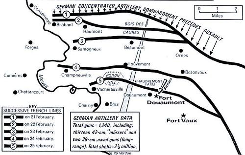 The battle of verdun 1916 german attacks publicscrutiny Choice Image