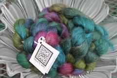 Alpaca Silk Proud Peacock from Gale's Art