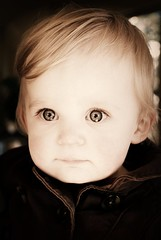 my little cherub (team sass) Tags: portrait cherub 13months