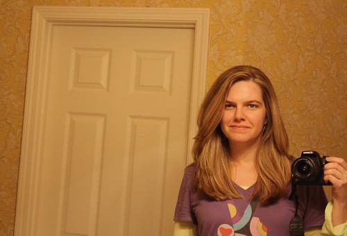 New hairdid.