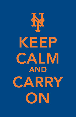 Mets Keep Calm
