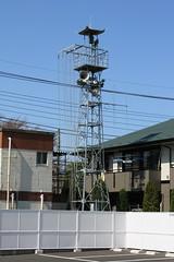 新川の火の見櫓(三鷹市)