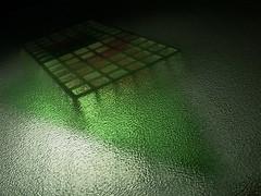 (Kilm) Tags: abstract macro reflection art glass lines trash fun toys fake illusion recycling sucata